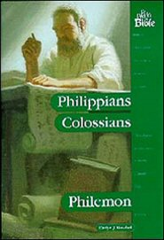 The People's Bible: Philippians, Colossians, Philemon