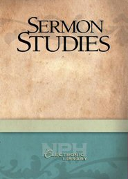 Sermon Studies: Christian Worship