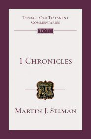 Martin Selman, Tyndale Old Testament Commentaries (TOTC), InterVarsity Press, 1994, 274 pp.