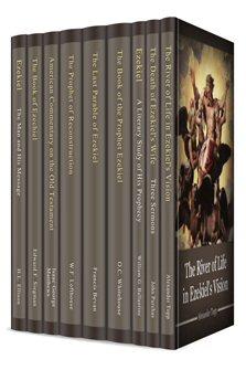 Classic Commentaries and Studies on Ezekiel Upgrade (9 vols.)
