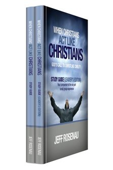 When Christians Act Like Christians Study Guides (2 vols.)