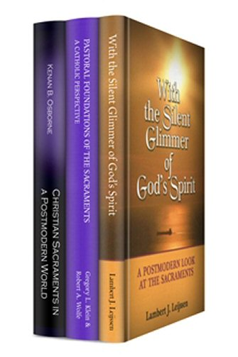 Paulist Press Theology of the Sacraments Collection (3 vols.)