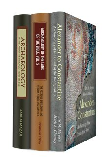 Archaeology of the Land of the Bible (3 vols.)