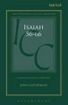 A Critical and Exegetical Commentary on Isaiah 56–66