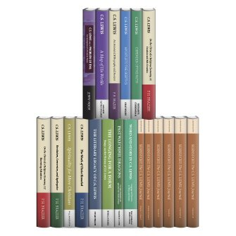 Studies on C.S. Lewis Collection (22 vols.)