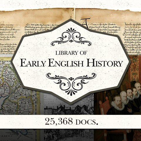 Library of Early English History (25,368 docs.)