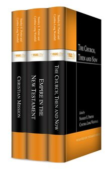 Wipf and Stock McMaster New Testament Studies Series (3 vols.)