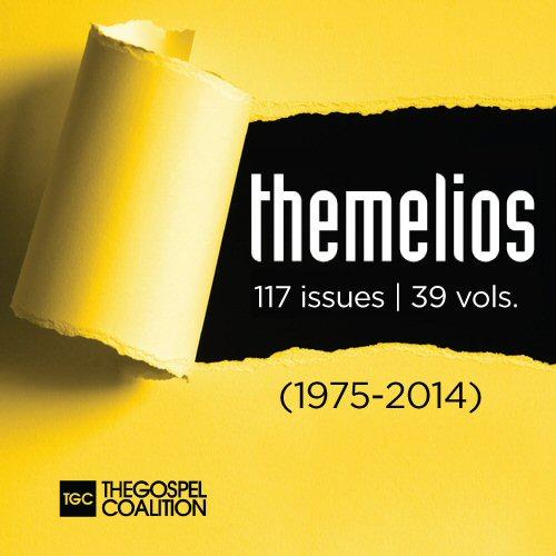 Themelios 1–39 (1975–2014) (117 issues)