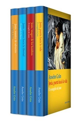 Teología y Espiritualidad en los cuatro Evangelios (4 vols.)