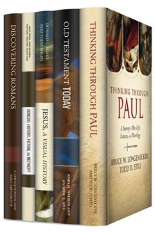 Zondervan Biblical Studies Collection (5 vols.)