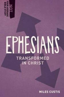Not Your Average Bible Study: Ephesians