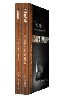 Hearing the Message of Scripture Commentary Series (2 vols.)
