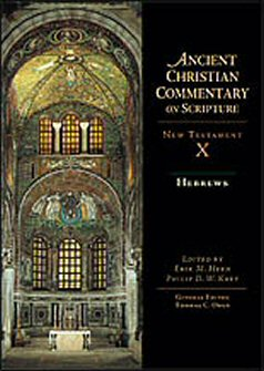 Ancient Christian Commentary on Scripture: Hebrews