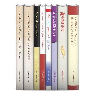Colección Iglesia II (8 vols.)