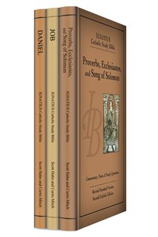 Ignatius Catholic Study Bible Upgrade (3 vols.)