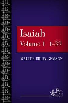 Westminster Bible Companion: Isaiah 1–39