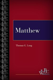 Westminster Bible Companion: Matthew