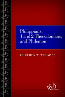Westminster Bible Companion: Philippians, First and Second Thessalonians, and Philemon