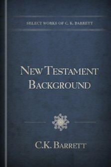 New Testament Background