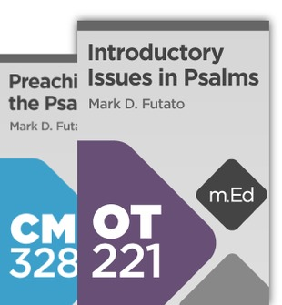 Mobile Ed: Understanding the Psalms Bundle (2 courses)