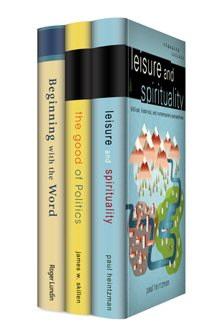 Engaging and Exegeting Culture Series Update (3 vols.)