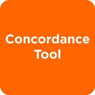 Concordance Tool