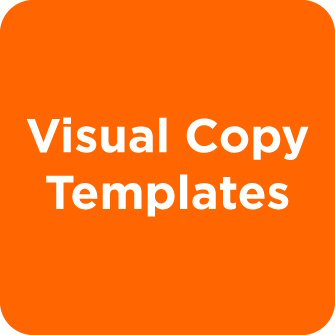 Visual Copy Templates