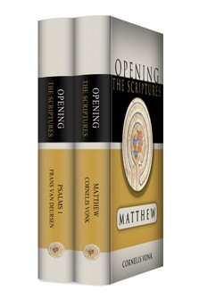 Opening the Scriptures Commentary Series Upgrade (2 vols.)