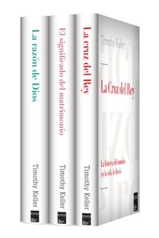 Colección Tim Keller (3 vols.)