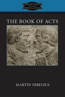 The Book of Acts: Form, Style, and Theology