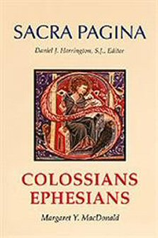 Sacra Pagina: Colossians & Ephesians