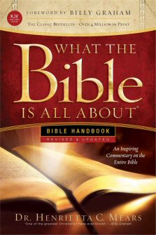 What the Bible Is All About: Bible Handbook, KJV, rev. ed.