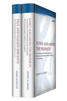 Paul's use of the Prophetic Tradition in 2 Corinthians (2 vols.)