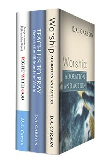 Wipf and Stock D.A. Carson Collection Upgrade (3 vols.)