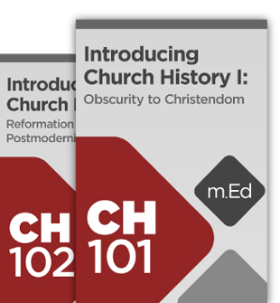 Mobile Ed: Church History Bundle (2 courses)