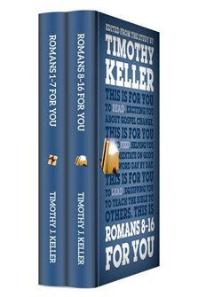 Timothy Keller Romans for You Collection (2 vols.)