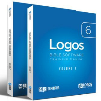 Logos 6: Training Manual Volumes 1 & 2 (Digital)