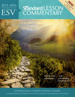 ESV Standard Lesson Commentary, 2015-2016