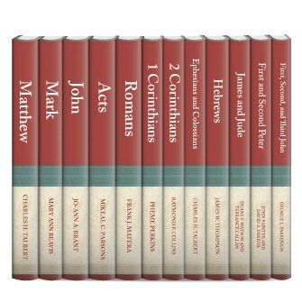 Paideia Commentaries on the New Testament (12 vols.)