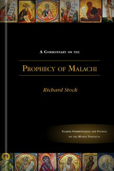 A Commentary upon the Prophecy of Malachi