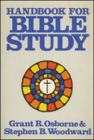Handbook for Bible Study
