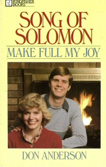 Song of Solomon: Make Full My Joy