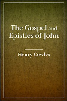 The Gospel and Epistles of John: with Notes, Critical, Explanatory, and Practical
