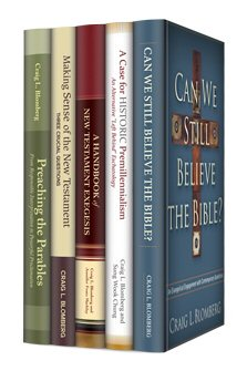 Baker Academic Craig L. Blomberg Collection (5 vols.)