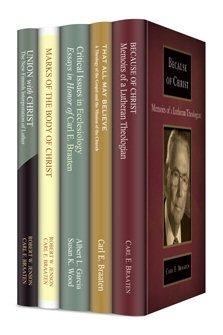 Eerdmans Carl Braaten Collection (5 vols.)