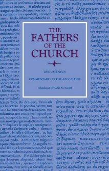 Oecumenius: Commentary on the Apocalypse