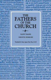 Basil of Caesarea: Exegetic Homilies