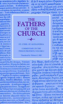 Cyril of Alexandria: Commentary on the Twelve Prophets, vol. 2