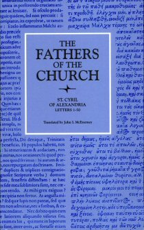 Cyril of Alexandria: Letters 1–50