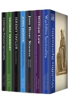 Classics of Anglican Spirituality Collection (7 vols.)